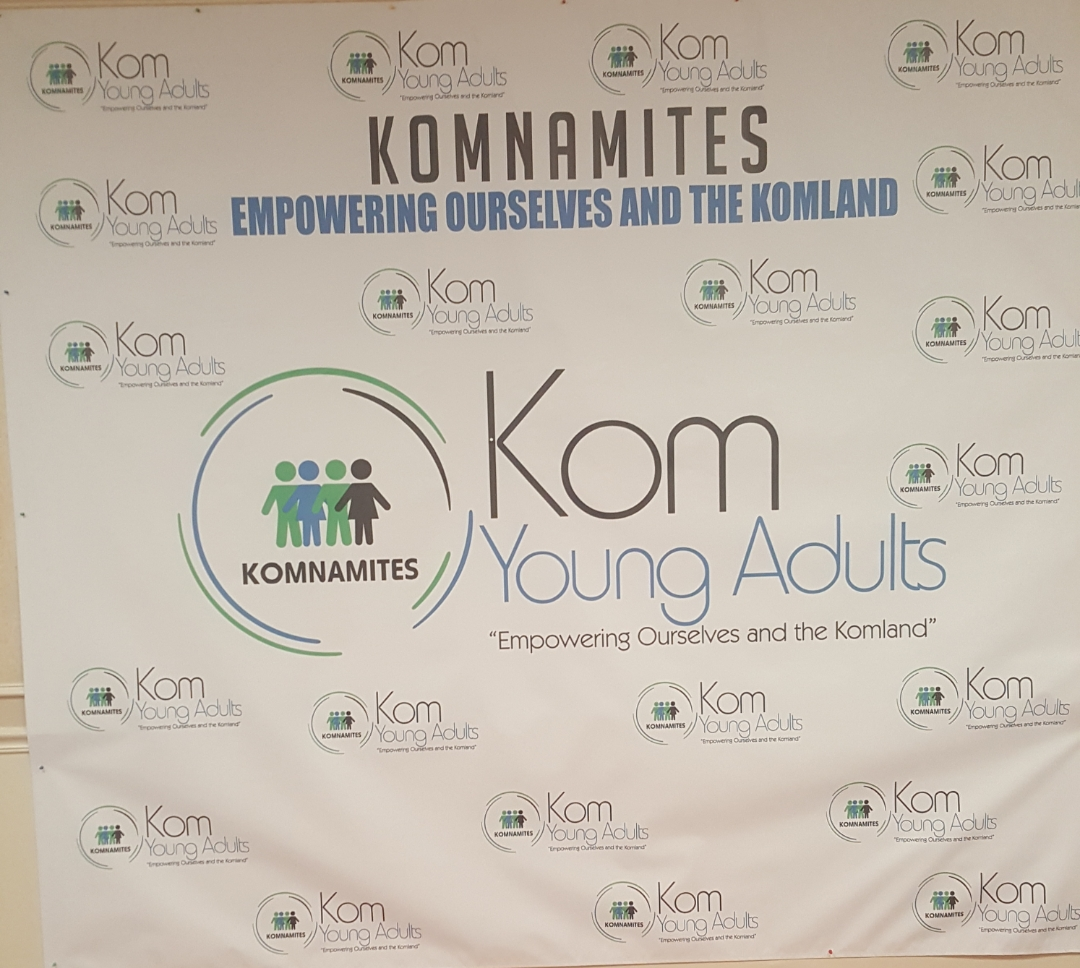 Komnamites official launching report